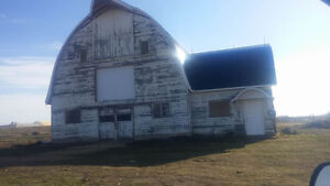 barn to be moved