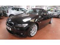 2008 BMW 3 SERIES 320d M Sport Step Auto Full Leather Heated Seats BT Xenons