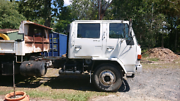 Isuzu 1988 ftr dual cab tipper Burpengary Caboolture Area Preview