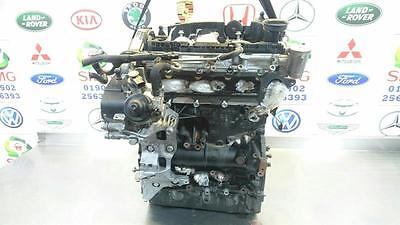 VW GOLF MK7 20 TDI BARE ENGINE ONLY CRBC AUDI A3 8V SEE ALL PHOTOS FAST POSTAGE
