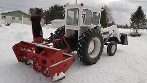 """Souffleur 86"""" pour tracteur"""