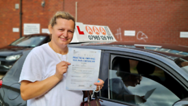 DRIVING LESSON IN EAST LONDON. MANUAL OR AUTOMATIC