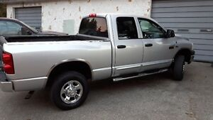 2007 Dodge Ram 2500 HD Pickup Truck