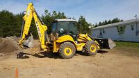2008 New Holland B115 Backhoe For Sale