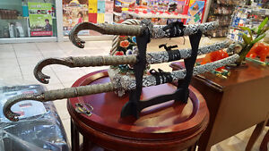 SET OF 3 COBRA SWORD