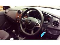 2017 Dacia Sandero 1.2 16V 75 Ambiance 5dr Pre-Re Manual Petrol Hatchback