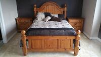 Queen Size Bedroom Set - Great condition