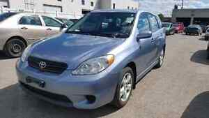 2005 Toyota Matrix Automatic XR Certified Etested  $3700