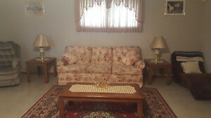 Couches, Chairs,Tables, All furniture in 2 Large Houses for Sale