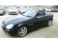 2002 Mercedes-Benz SLK32 AMG kompressor very rare