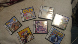 Used DS Games (+ DS Lite)