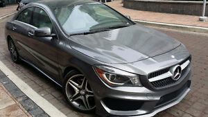 2015 Mercedes-Benz CLA 250 4WD Sedan Lease Takeover / take over