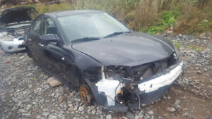 2009 MAZDA3. JUST IN FOR PARTS AT PIC N SAVE! WELLAND