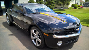 2010 Chevrolet Camaro 2LT RS with SS trim Coupe (V6)
