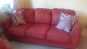 Two piece Couch set for sale