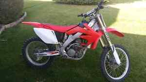 2008 crf250r - price reduced