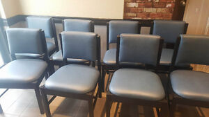 12 Office/ Restaurant Chairs Windsor Region Ontario image 1