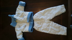 Size 6-9 snow suit