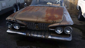 1961 Plymouth Belevedere 4dr