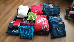 Womens size S variety of clothing items