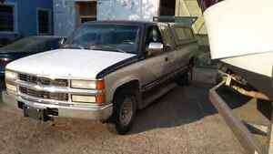 1994 Chevrolet turbo diesel make an offer or try your trade
