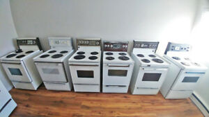 "24"" Stoves for sale -Cleaned & Working"