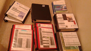 Electrical apprenticeship books (all 4 years)