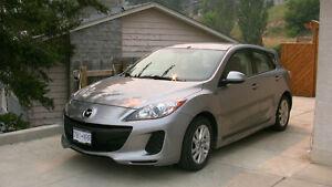 2013 Mazda3 GS Hatchback