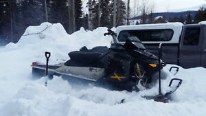 snowmobile 2008 summit 800 with big bore kit 880cc Comox / Courtenay / Cumberland Comox Valley Area image 6