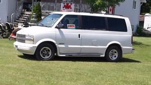 2001 GMC Astro van !