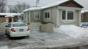 Beautiful 3 Bedrooms Mobile Home in Gatineau