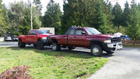 1996 Dodge Ram 3500 Cummings Turbo Diesel