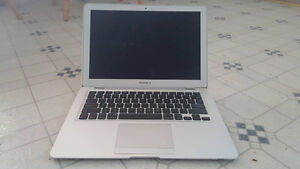 Mac Book Air 2008, Slightly used