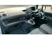 2020 Peugeot Partner 1.2 PureTech 1000 Professional Standard Panel Van SWB EU6 (