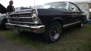 """1966 Fairlane - Windsor vehicle"""