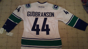 Signed Canucks Jersey