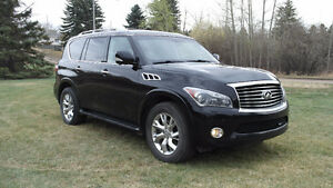 2012 Infiniti QX56/NAV/LEATHER $34,252