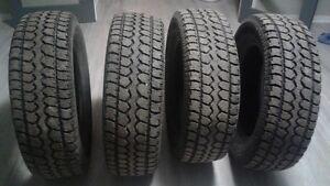 pneus dhiver