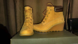 Womans Timberland Boots