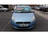 2008 FIAT GRANDE PUNTO 1.2 Dynamic 5 Door From GBP2,995 + Retail Package