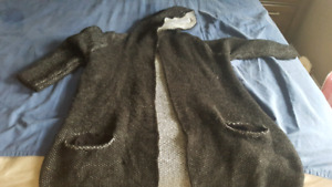 Ladies cardigan size large