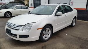 2009 Ford Fusion Sedan SE CERTIFIED AND ETESTED