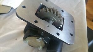 PTO to suit MBG5C Gearbox. For example on Isuzu trucks FTS12, FTS750