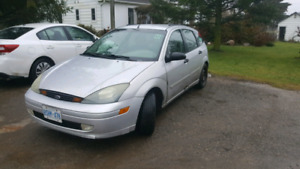 2004 Ford Focus zx5 for parts