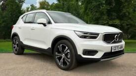 image for Volvo XC40 B4P Mild Hybrid Inscription Pr Auto Estate Petrol Automatic