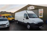 Iveco Daily S Class 2.3TD 35S13V LWB Van 97k miles One company owner
