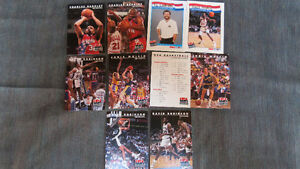 1992 USA Basketball team cards(10)