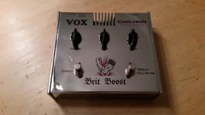 Vox Brit Boost CT03BT Cooltron à lampe