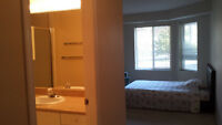 Great Location! 1 Furnished Bedroom with private bathroom avail