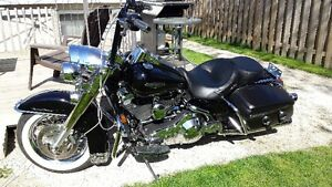 2005 Harley Road King for sale or trade!